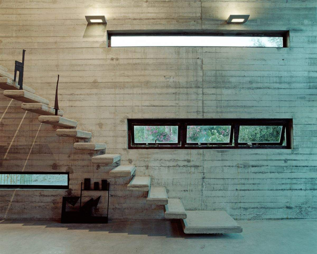 Art Warehouse Staircase Home Building Furniture Interior