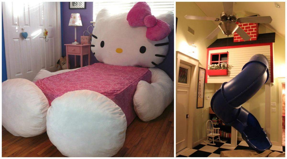 Attractive Fun Kids Beds Awesome Diy Scorpionssc