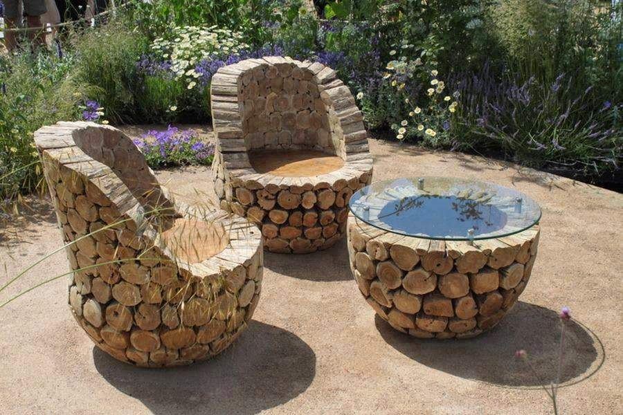 Attractive Patio Furniture Make Own These Diy Fur
