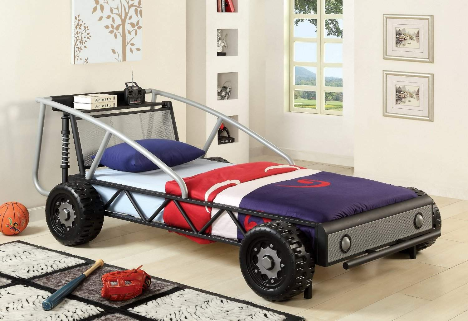 Awesome Car Inspired Bed Designs Boys Scaniaz