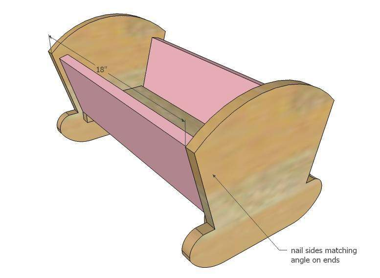 Baby Doll Cradle Plans Car Tuning