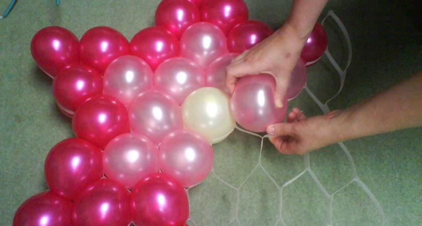 Balloon Decoration Training Classes Offer Outstanding Artistry