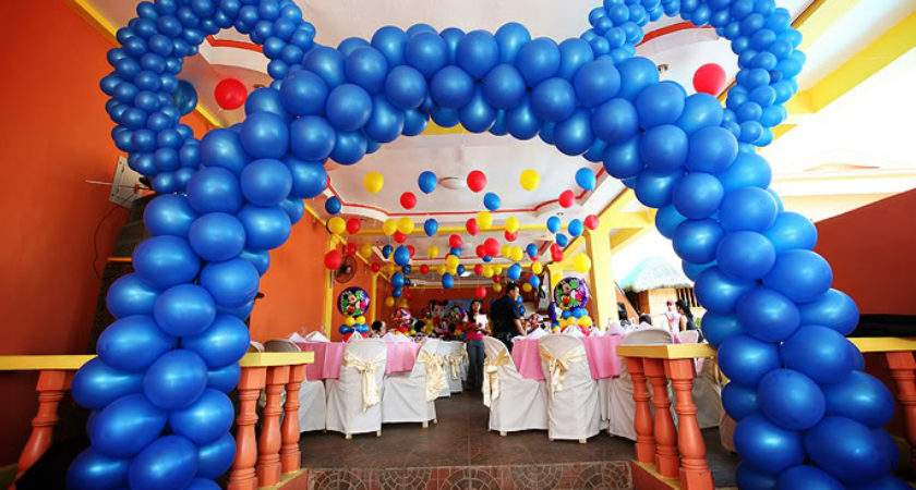 Balloon Decorations Any Party Planners Mississauga