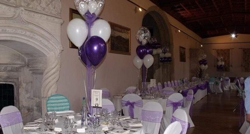 Balloon Decorations Wedding Party Favors Ideas