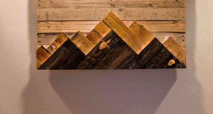 Beautiful Handcrafted Wood Wall Art Architects Diary