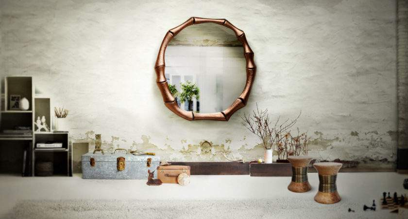 Beautiful Wall Mirror Designs Your Living Room