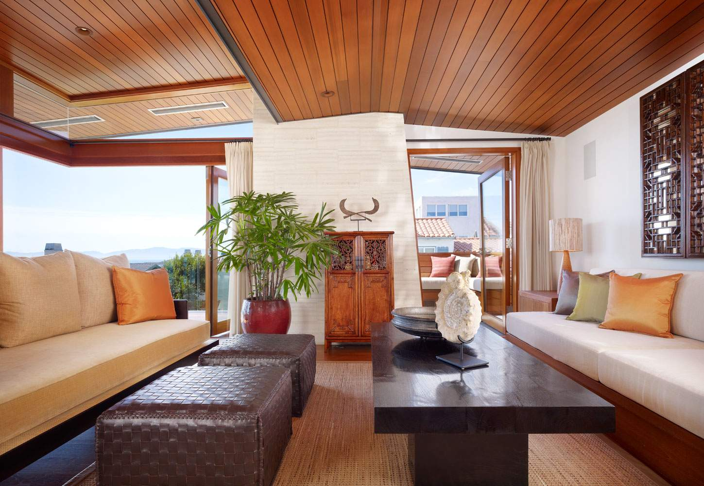Beauty Natural Wooden Houses Your Apartment Living Room Decor Idea