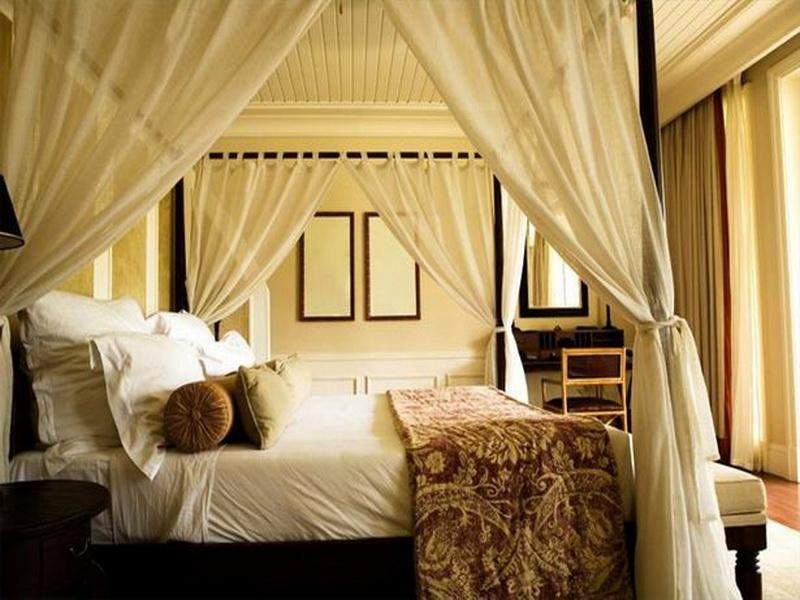 Bed Canopy Curtains Diy