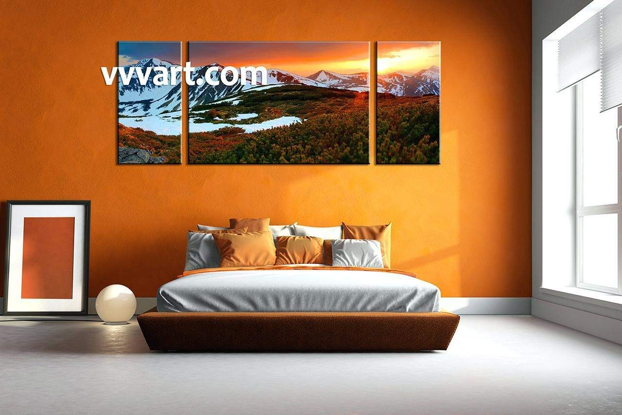 Best Collection Bedroom Framed Wall Art Ideas
