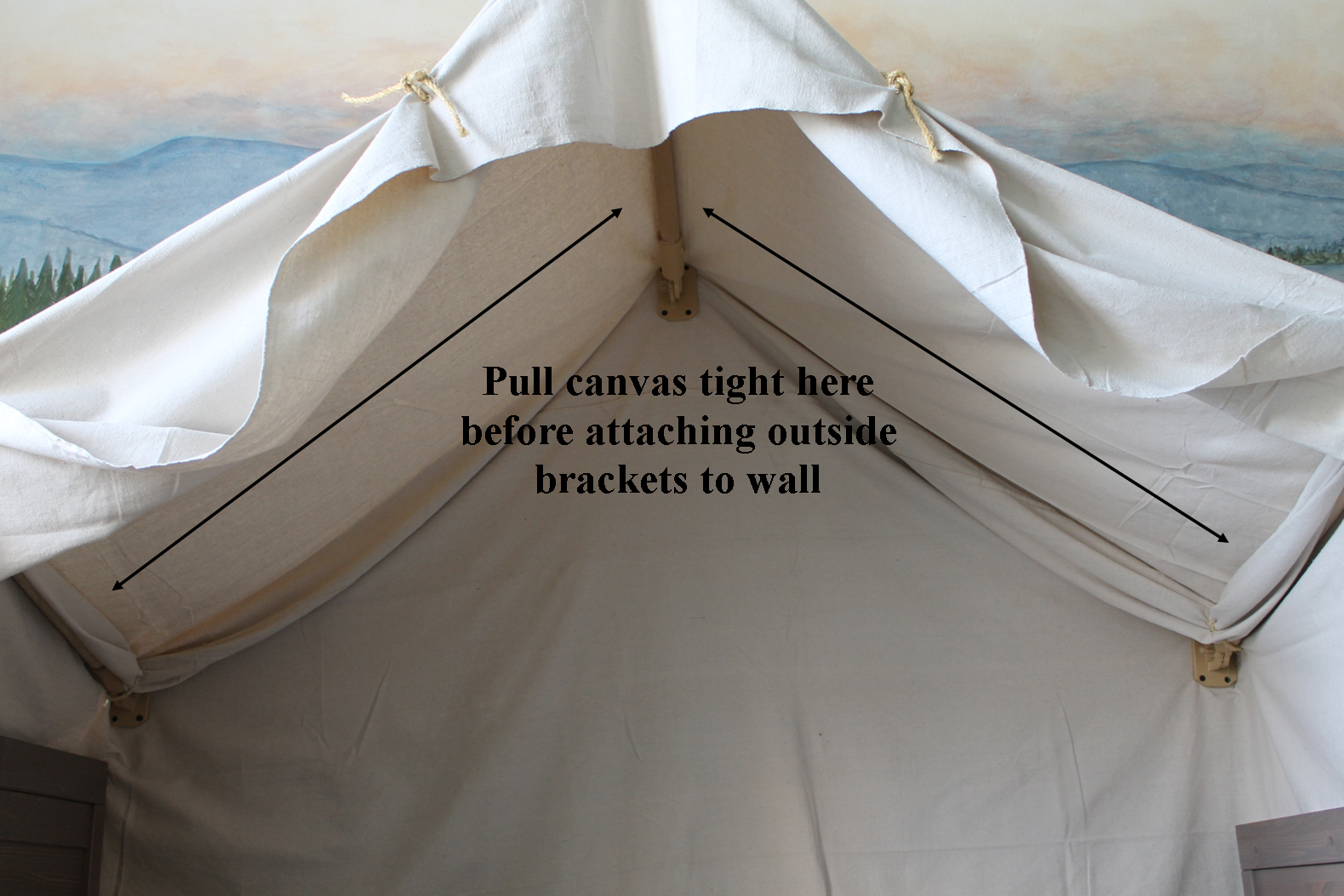 Build Camping Tent Bed Canopy