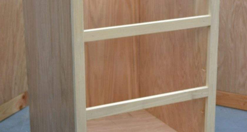 Building Kitchen Base Cabinets Good Know
