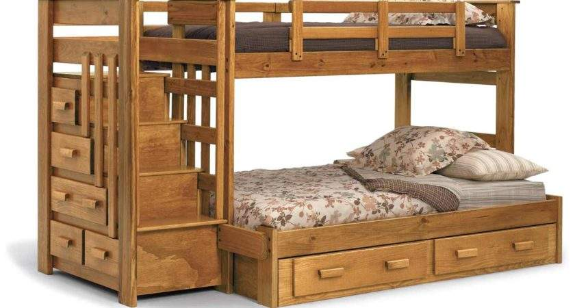 Bunk Beds Steps Plans Feel Home