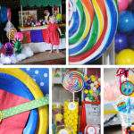 Candy Land Birthday Party Living Locurto