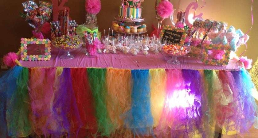 Candyland Party Birthday Ideas Catch