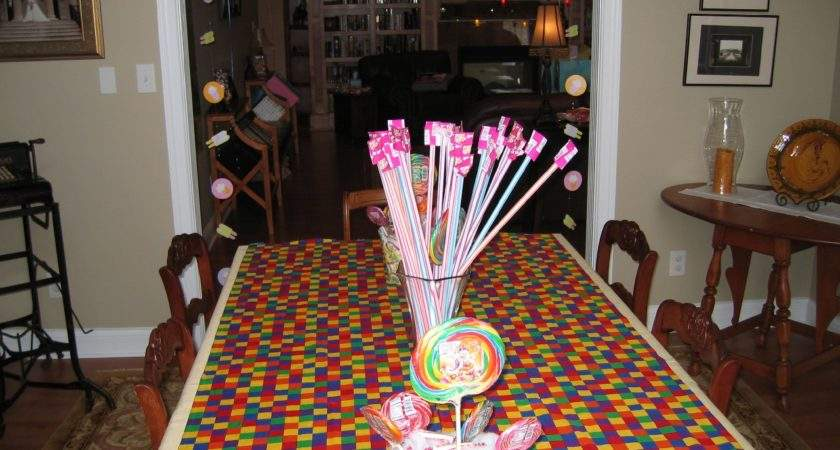 Candyland Party Ideas Chica