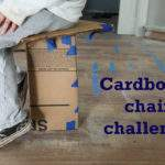 Challenge Your Kids Minimal Items Build Chair