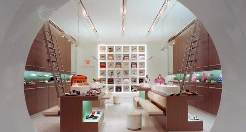 Check Out These Cool Shoe Stores