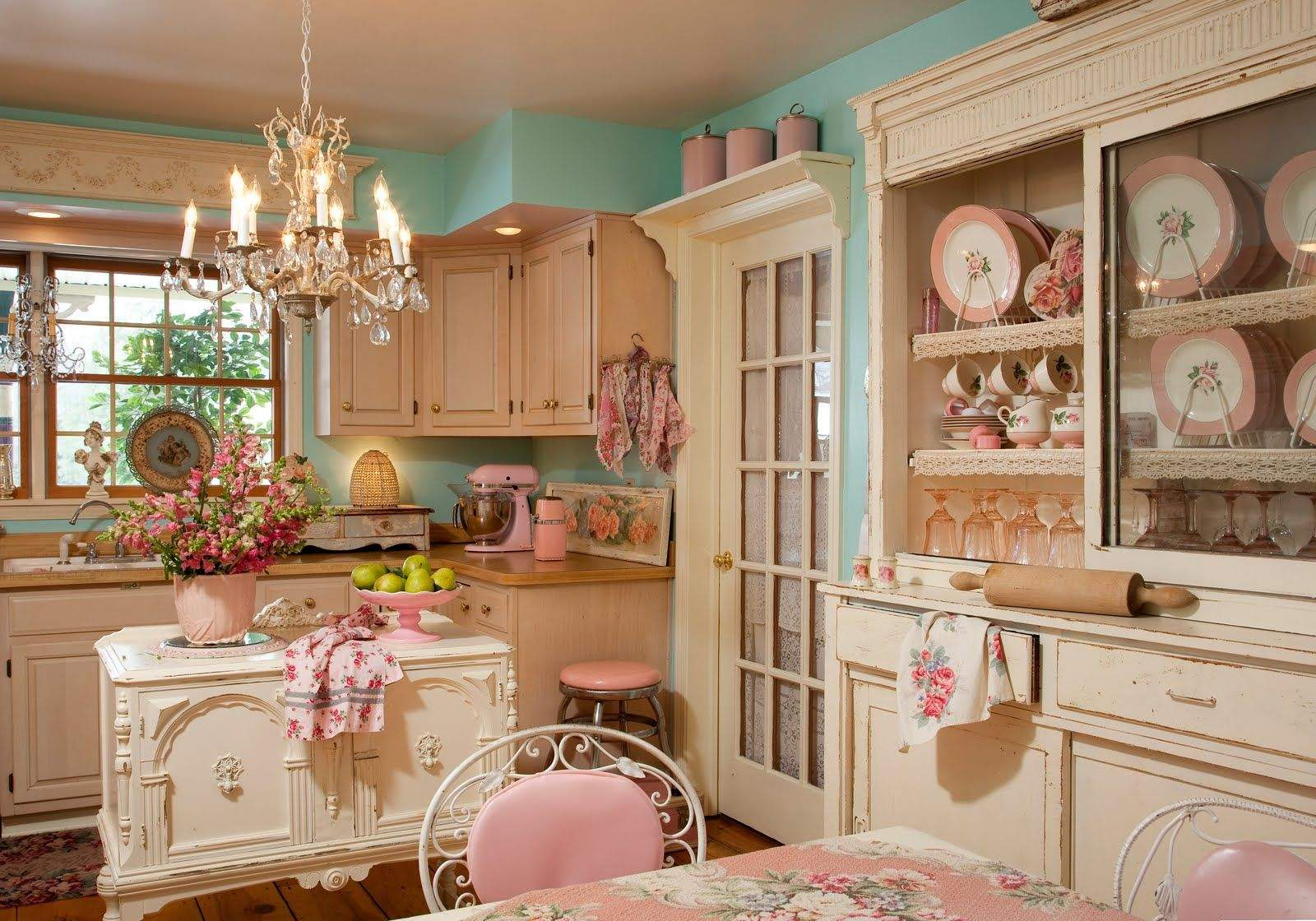 Chic Style Shabby Bedroom Party Decoration Ideas