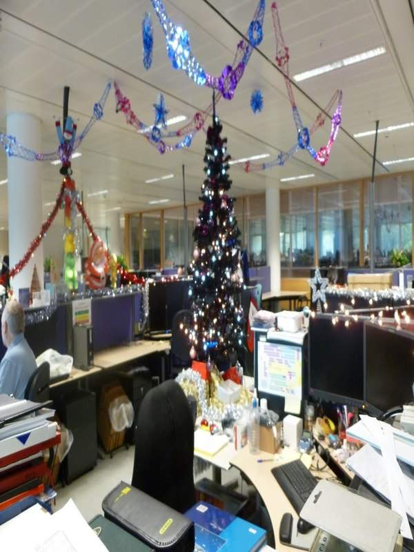 Christmas Office Decorations Top Decorating Ideas