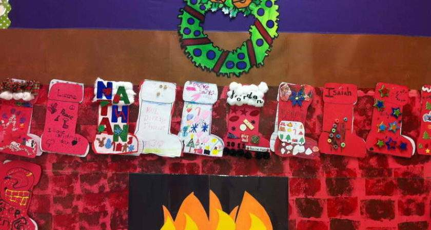 Christmas Stocking Decorating Ideas Letter Recommendation