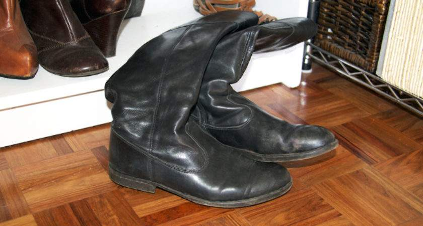 Clever Ways Store Your Boots Winter Style Scoop