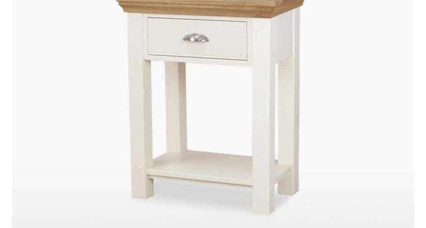 Coelo Small Hall Table Tch Painted Dining Occasional