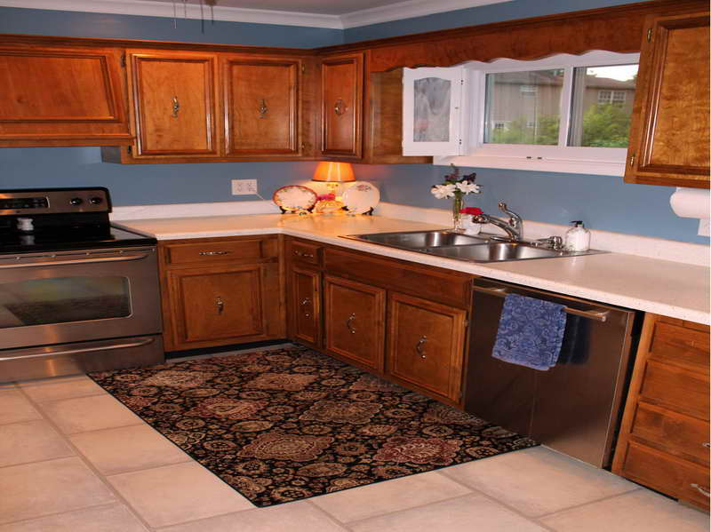 Cool Kitchen Rugs Ideal Feature Your