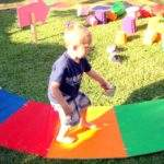 Crazy Left Out Bounce House