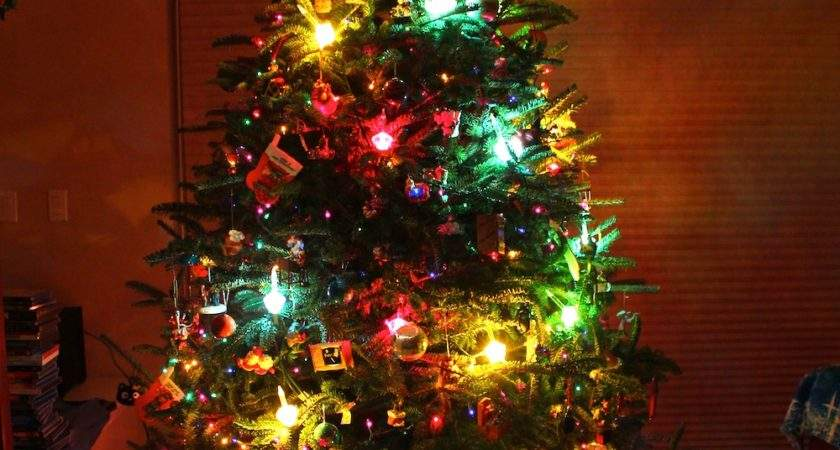 Decorate Your Christmas Tree Lights