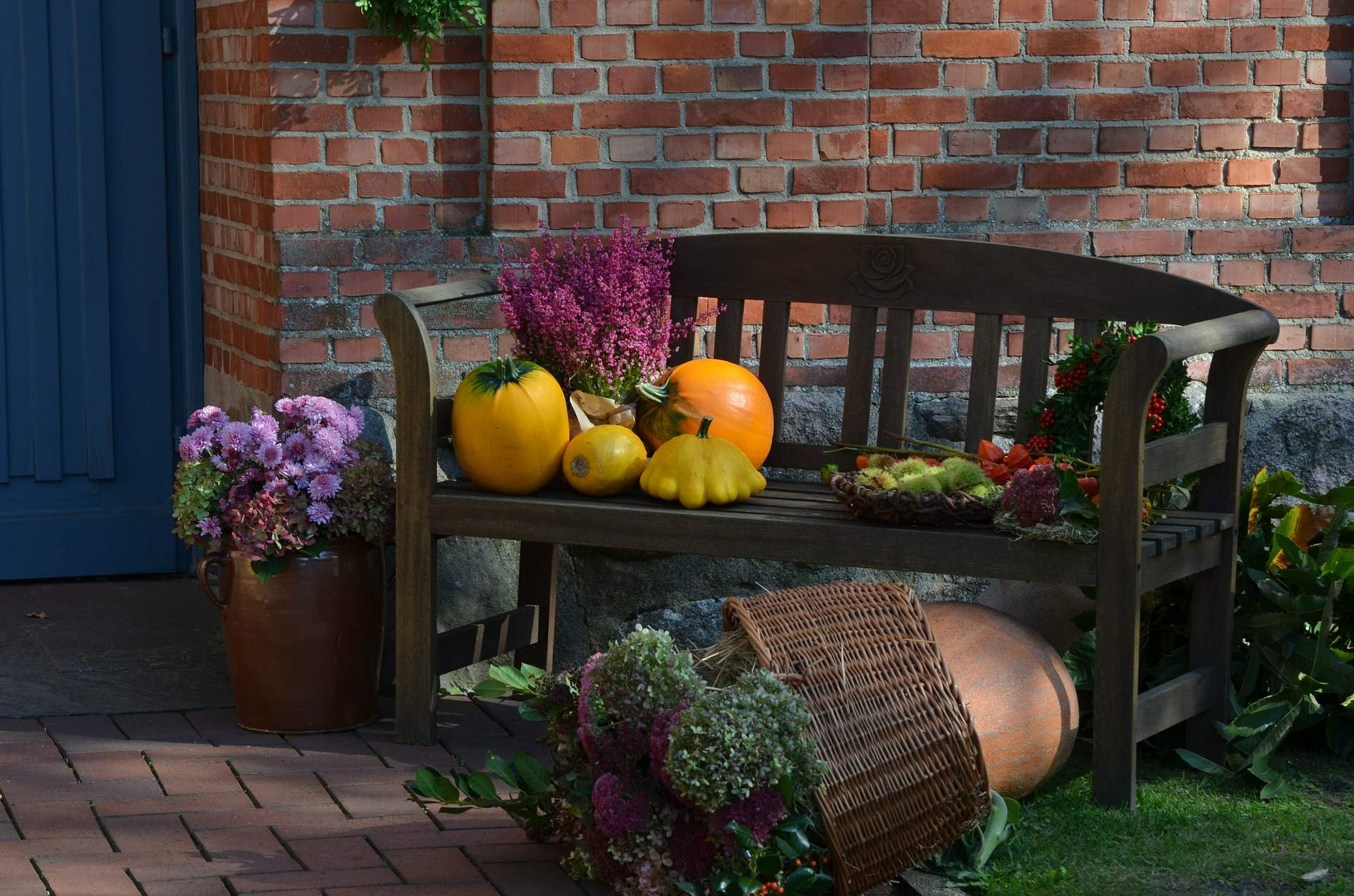 Decorate Your Porch Fall