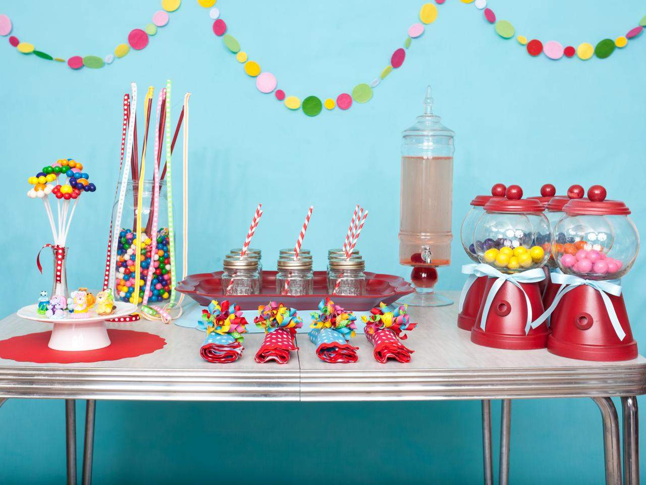 Decorations Kids Birthday Parties Entertaining Ideas Party