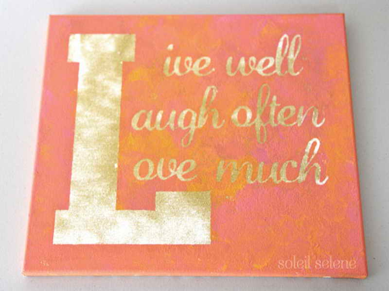 Diy Art Projects Cool Painting Ideas Wall