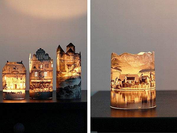 Diy Lamps Awesome Lit Buildings Choice