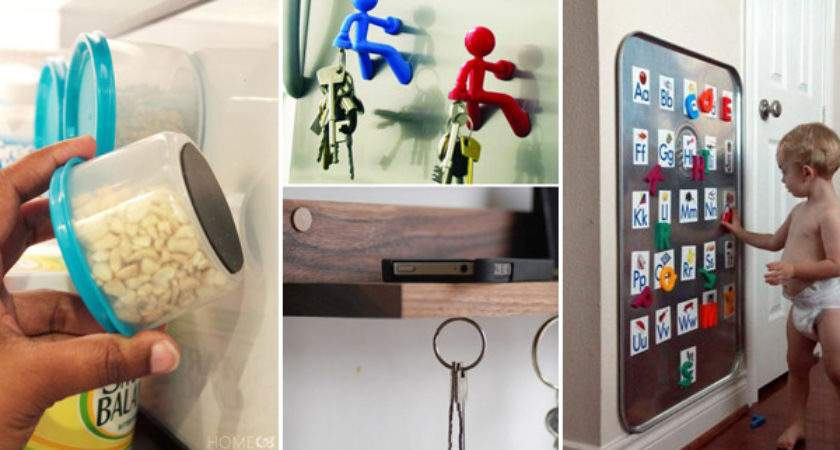 Diy Magnet Projects Make Your Life Much Fun