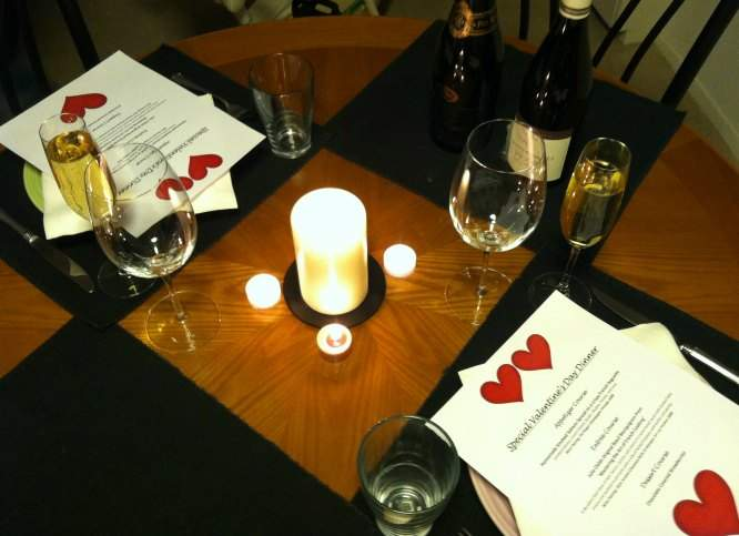 Diy Romantic Stay Home Valentine Day Dinner Every Single Topic