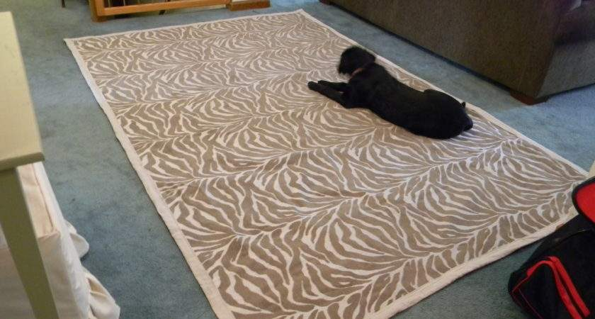 Find Out Make Diy Fabric Rug Simple Home Life