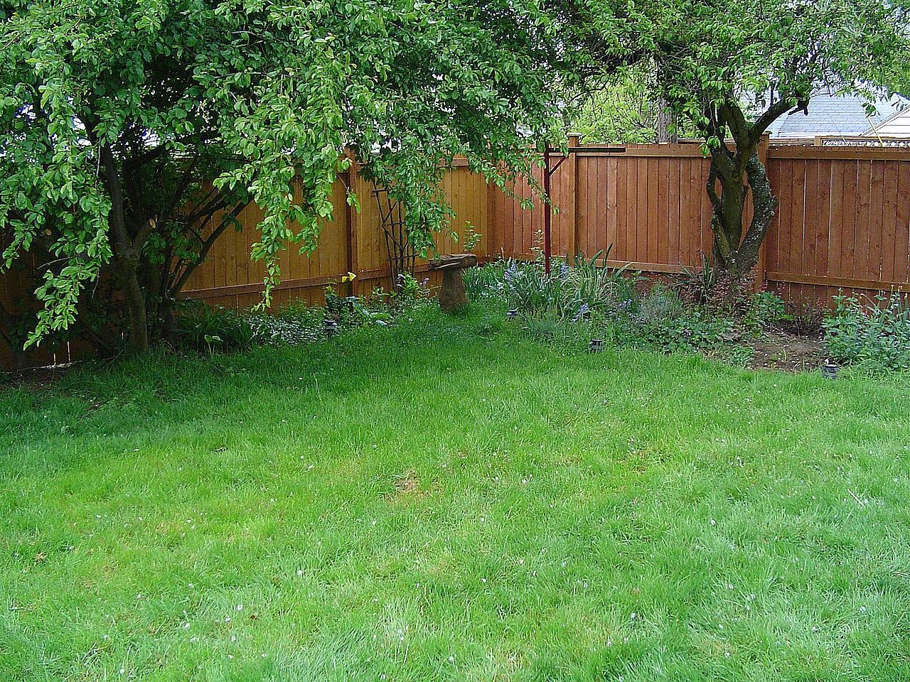 Friend Built Pretty Easy Also Had Chain Link Fence