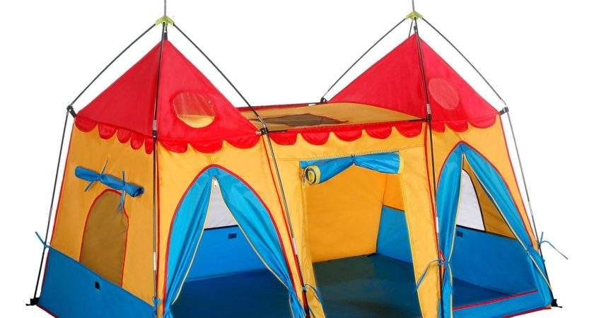Gigatent Fantasy Palace Play Tent Indoor Playhouses