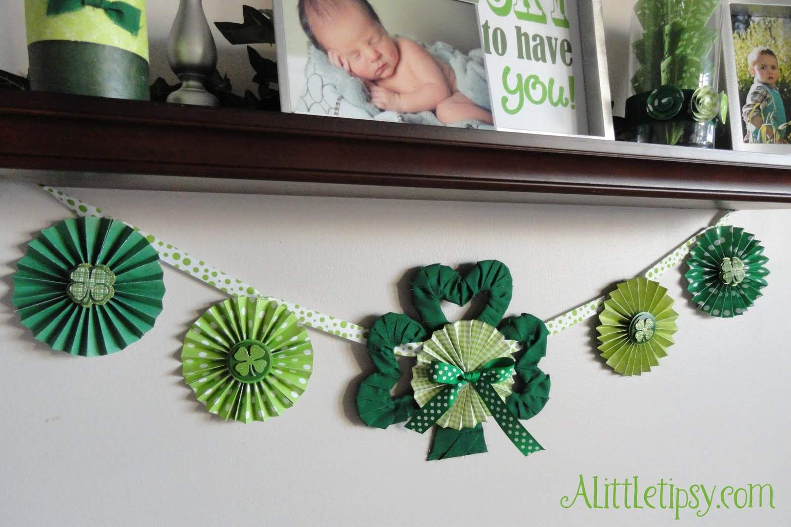 Great Diy Patrick Day Decoration Projects Style