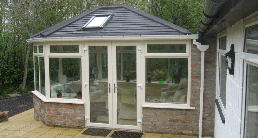 Hipped Insulated Conservatory Roof