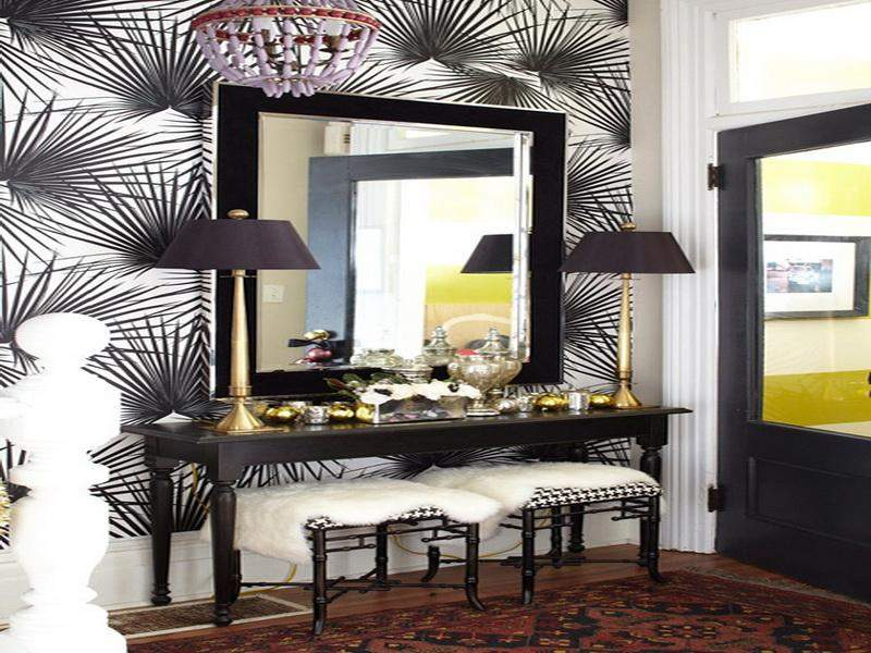 Home Ideas Entryway Decorating