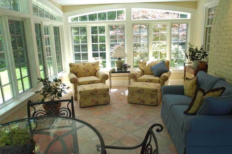 Home Style Choices Sunrooms Designs