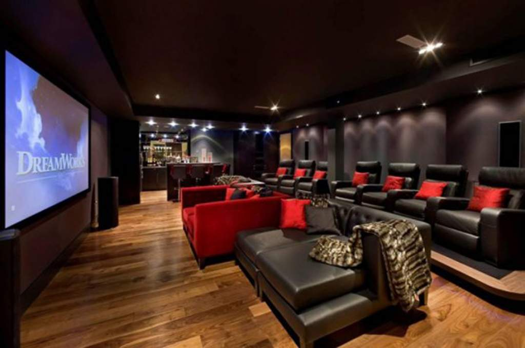 Ideas Media Rooms Room Decorating Home