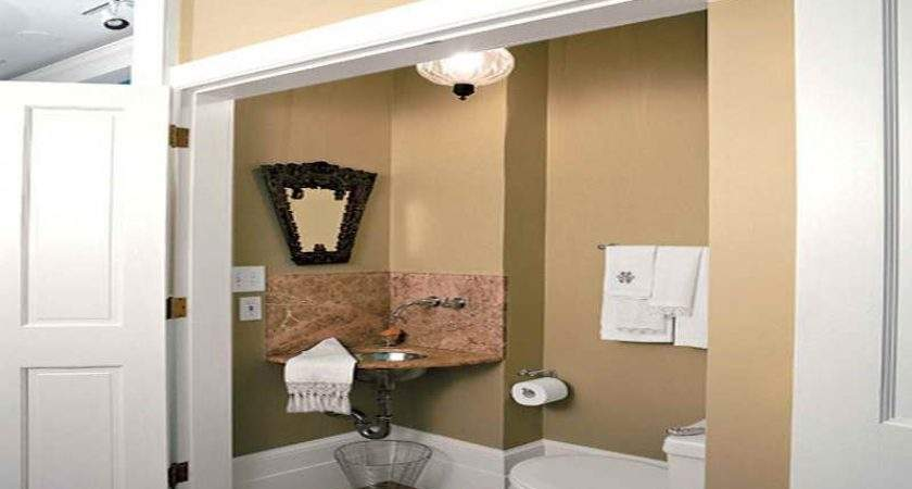 Ideas Small Powder Room Decorating Rooms