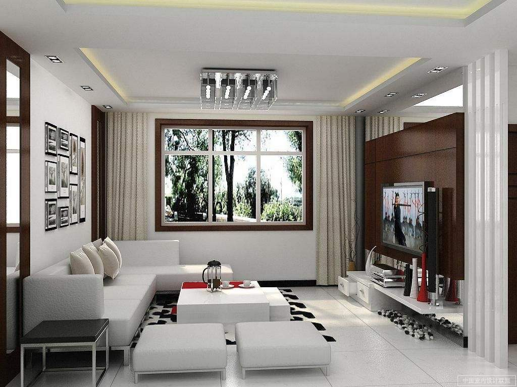 Ideas Small Spaces Modern Living Room Design Space