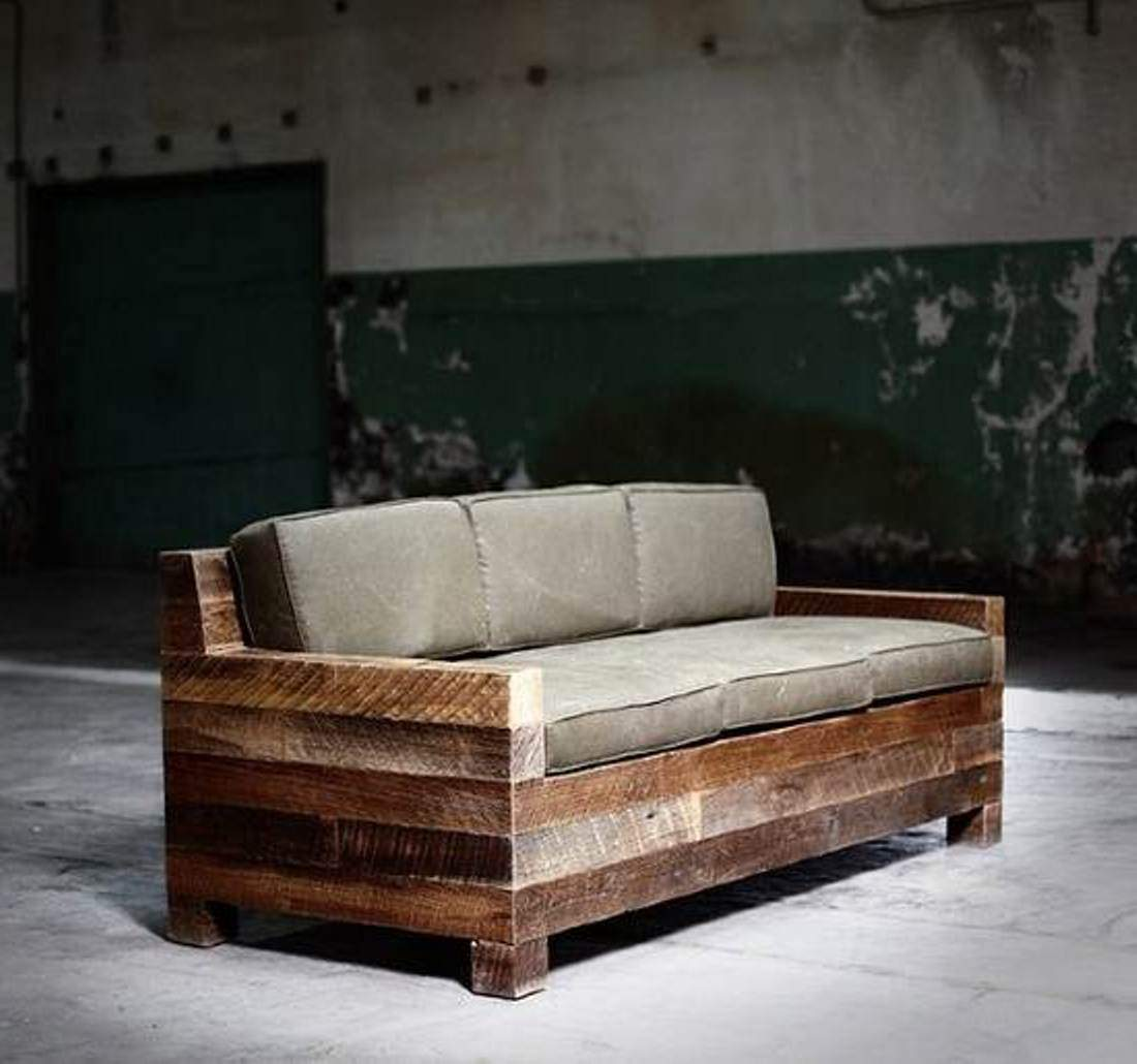 Interesting Diy Patio Bench Made Wooden Material Also