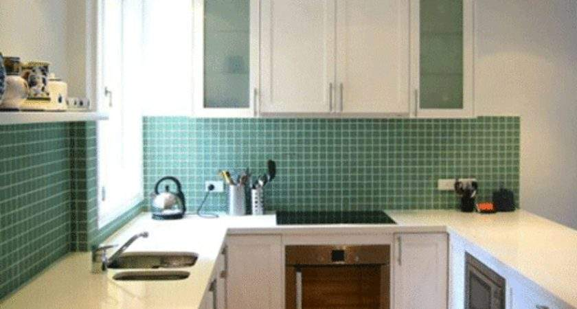 Kitchen Tiles Decorating Ideas Green Paint Colors Wall
