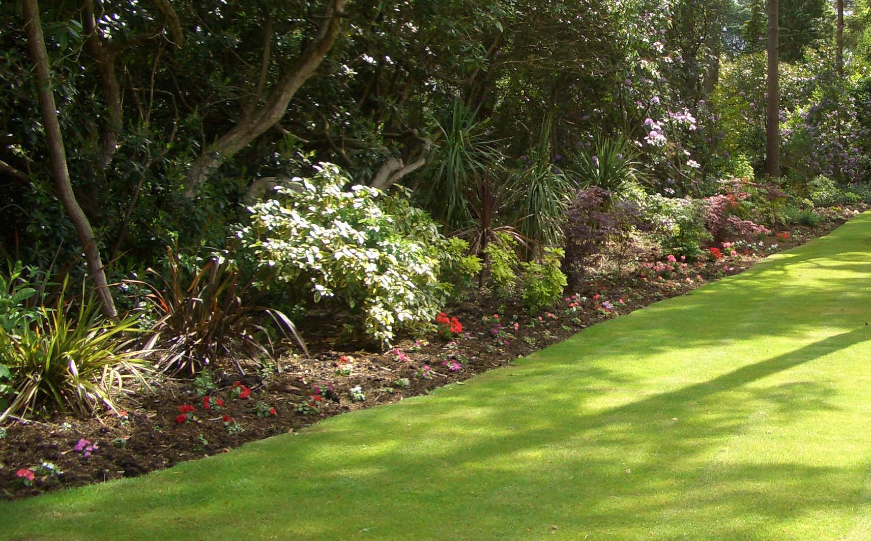 Landscape Gardening Services Experienced