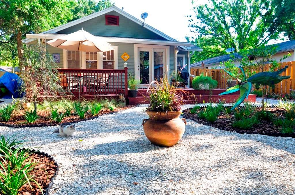 Landscaping Ideas Without Grass Gardening