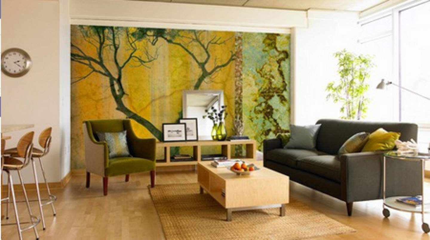 Living Room Wall Painting Design Indoor Decoration